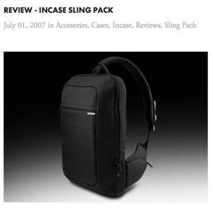 Incase Laptop Sling Pack